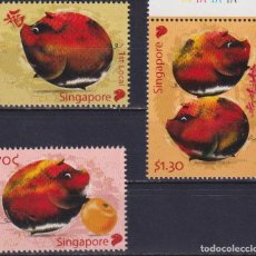 Sellos: ⚡ DISCOUNT SINGAPORE 2019 CHINESE NEW YEAR - YEAR OF THE PIG MNH - NEW YEAR. Lote 251563320