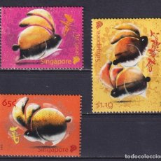 Sellos: ⚡ DISCOUNT SINGAPORE 2011 CHINESE NEW YEAR - YEAR OF THE RABBIT MNH - NEW YEAR. Lote 260543335