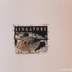 Francobolli: SINGAPUR SELLO USADO. Lote 267874114