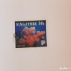 Francobolli: SINGAPUR SELLO USADO. Lote 267874149