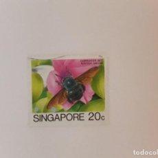 Francobolli: SINGAPUR SELLO USADO. Lote 267874189