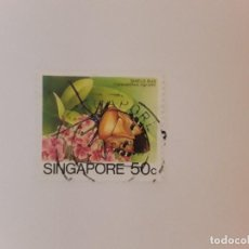 Francobolli: SINGAPUR SELLO USADO. Lote 267874314