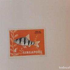 Francobolli: SINGAPUR SELLO USADO. Lote 267874454