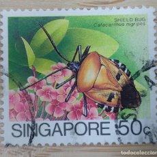 Selos: SINGAPORE. Lote 268851099