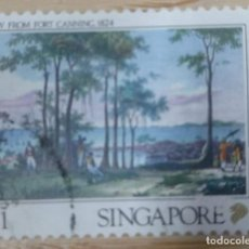 Selos: SINGAPORE. Lote 268851309