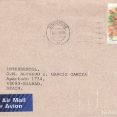 Sellos: CORREO AEREO: SINGAPUR 1993. Lote 277220163