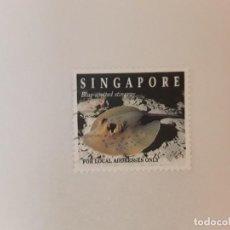 Sellos: SINGAPUR SELLO USADO. Lote 285254868