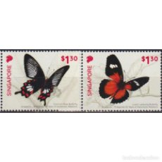 Sellos: SG2416 SINGAPORE 2019 MNH SINGAPORE - PHILIPPINES JOINT STAMP ISSUE. Lote 287527288