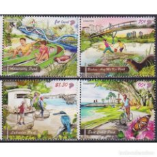 Sellos: SG2435 SINGAPORE 2019 MNH NATIONAL DAY - PARKS. Lote 287528693
