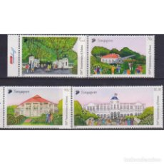 Sellos: SG2440 SINGAPORE 2019 MNH THE 150TH ANNIVERSARY OF ISTANA. Lote 287529903