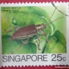 Sellos: SINGAPORE. Lote 289511468