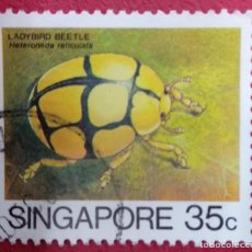 Sellos: SINGAPORE. Lote 289512643