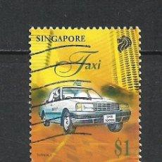 Selos: SINGAPUR SELLO USADO - 15/61. Lote 289597608
