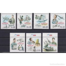 Sellos: SG2367 SINGAPORE 2018 MNH THE 50TH ANNIVERSARY OF THE RSAF - REPUBLIC OF SINGAPORE AIR FORCE. Lote 293403778