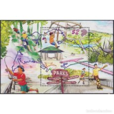 Sellos: SG2439 SINGAPORE 2019 MNH NATIONAL DAY - PARKS. Lote 293412388