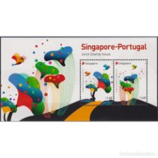 Sellos: SG2522-2 SINGAPORE 2021 MNH THE 40TH ANNIVERSARY OF DIPLOMATIC RELATIONS WITH PORTUGAL. Lote 293413173