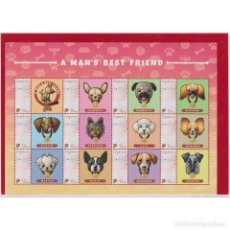 Sellos: SG2019 SINGAPORE 2019 MNH DOGS. Lote 293413413