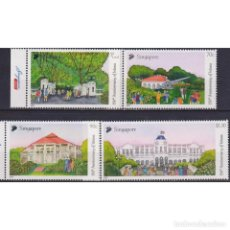 Sellos: ⚡ DISCOUNT SINGAPORE 2019 THE 150TH ANNIVERSARY OF ISTANA MNH - TOURISM. Lote 295963673