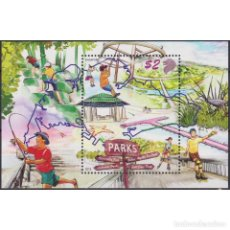 Sellos: ⚡ DISCOUNT SINGAPORE 2019 NATIONAL DAY - PARKS MNH - RELAXATION, TOURISM, CHILDREN. Lote 295970823