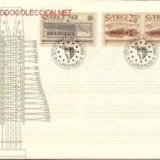 Briefmarken - SPD EUROPA 1985 SUECIA - 25297532