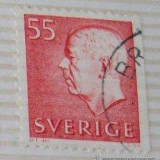 Sellos: SVERIGE, SUECIA, SUÈDE, SWEDEN . 55 . Lote 21048612