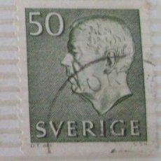 Sellos: SVERIGE, SUECIA, SUÈDE, SWEDEN . 50. Lote 21048613