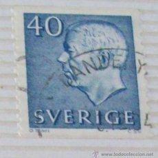 Sellos: SVERIGE, SUECIA, SUÈDE, SWEDEN . 40. Lote 21048616