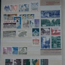 Sellos: SUECIA, AÑO 1979.. Lote 29873558