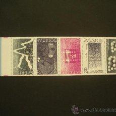 Sellos: SUECIA 1983 IVERT 1244/8 *** PREMIOS NOBEL SUECOS DE QUIMICA. Lote 32147593