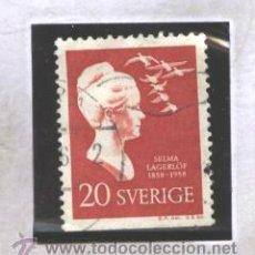 Sellos: SUECIA 1958 - YVERT NRO. 434 - USADO. Lote 41122841