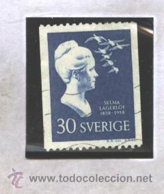 SUECIA 1958 - YVERT NRO. 435 - USADO (Sellos - Extranjero - Europa - Suecia)
