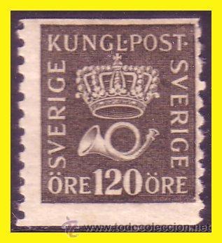 SUECIA 1925 IVERT Nº 203 * (Sellos - Extranjero - Europa - Suecia)