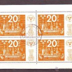 Sellos: SUECIA.STOCKHOLMIA 1974.BONITO MATASELLOS.. Lote 50664164