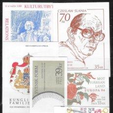 Briefmarken - SUECIA CARNET - 52495942