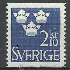 Briefmarken - Suecia - 1954 - Michel 401** MNH - 53836917