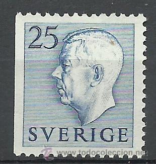 SUECIA - 1954 - MICHEL 394DL** MNH (Sellos - Extranjero - Europa - Suecia)