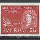 Sellos: SUECIA - 1963 - MICHEL 510** MNH. Lote 54137502