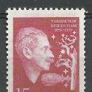 Sellos: SUECIA - 1959 - MICHEL 449DU** MNH. Lote 54137678