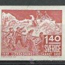 Sellos: SUECIA - 1957 - MICHEL 422** MNH. Lote 54137731