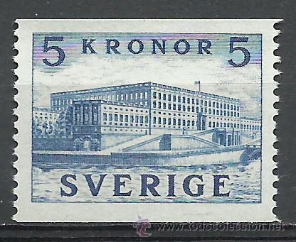 SUECIA - 1958 - MICHEL 285** MNH (Sellos - Extranjero - Europa - Suecia)