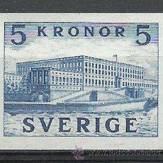 Briefmarken - Suecia - 1958 - Michel 285** MNH - 155869314