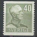 Sellos: SUECIA - 1939/1942 - MICHEL 262** MNH. Lote 54137812
