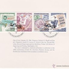 Sellos: PFA: 1986 THE SWEDISH POST OFFICE STAMPS AND PHILATELIC SERVICE, STOCKHOLM. Lote 54814728