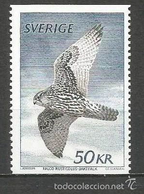 SUECIA YVERT NUM. 1122 ** SERIE COMPLETA SIN FIJASELLOS (Sellos - Extranjero - Europa - Suecia)