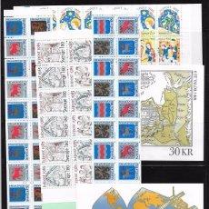 Briefmarken - SUECIA. CARNET - 56876914