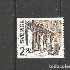 Timbres: SUECIA YVERT NUM. 1571 USADO. Lote 69918493