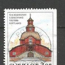 Timbres: SUECIA YVERT NUM. 1924 USADO . Lote 69953453