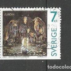 Sellos: SUECIA YVERT NUM. 1984 USADO . Lote 69956677