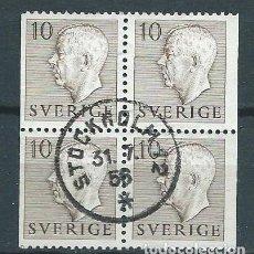 Sellos: SUECIA,SWEDEN,SUEDE,1954, USADOS.. Lote 73618699