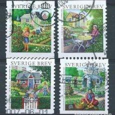 Sellos: 2005,SUECIA,SWEDEN,SUEDE,USADO. Lote 73619079